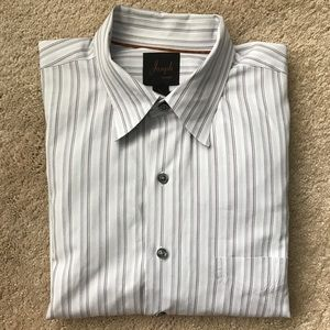Men's Jos A Bank dress shirt